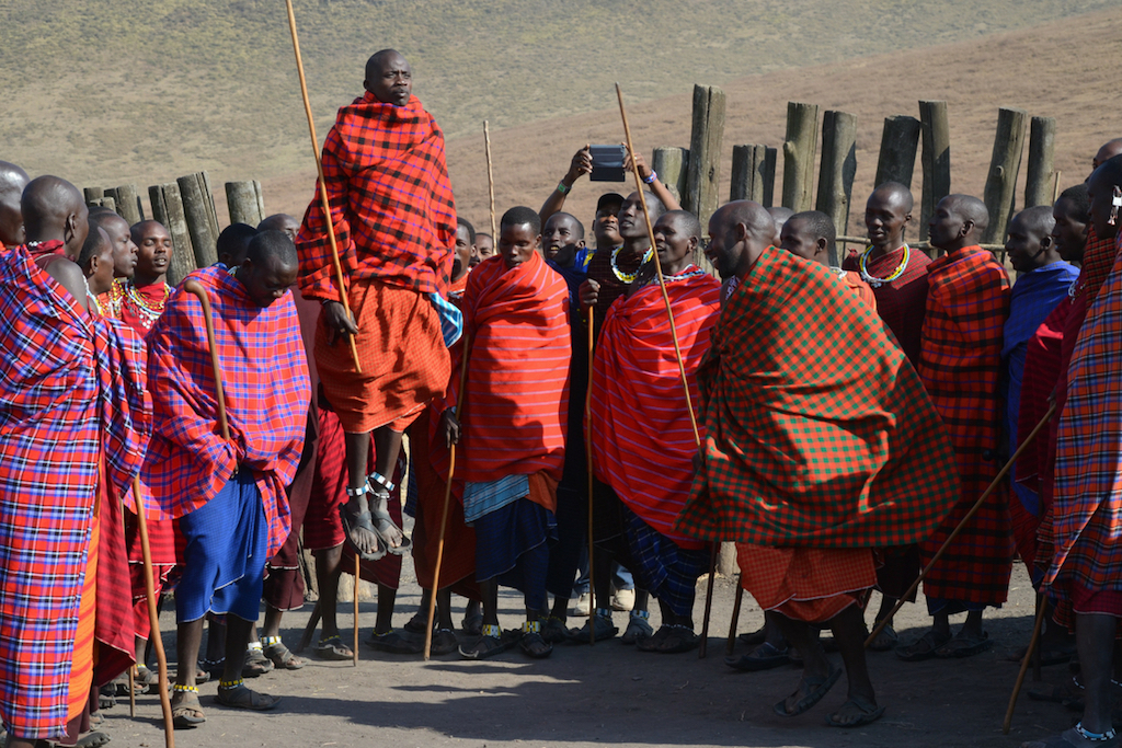 Connect to culture, Tanzania