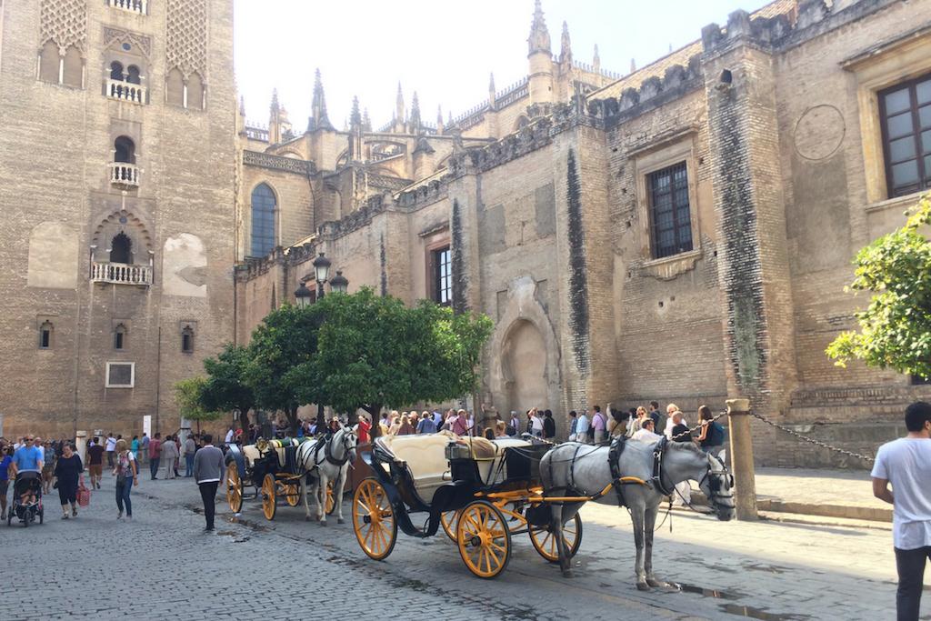 Giralda, Seville, Spain