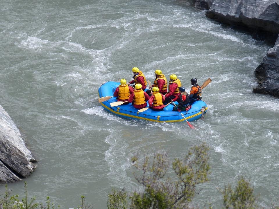 Boat Rafting, Rishikesh