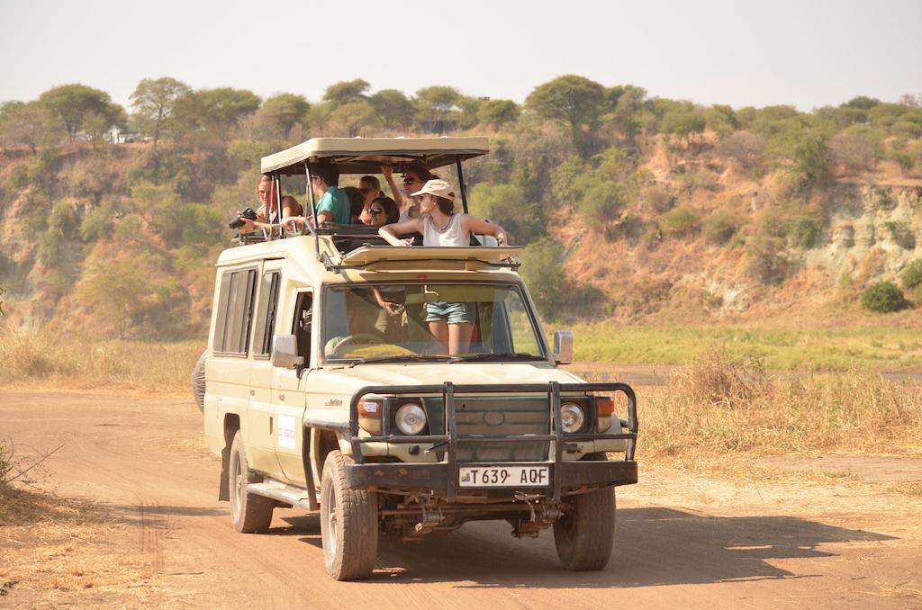 Gypsy Safari, Tanzania